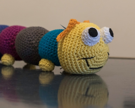 sonya-gibson-crocheted-caterpillar